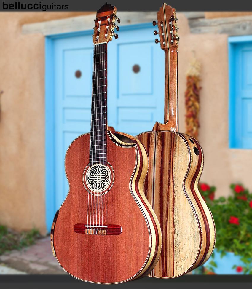 Tamarind B&S Redwood top, Guitar Model MODEL STR75