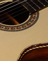 Bellucci Guitars | Indonesian Rosewood back and sides, Spruce top Concert Classical Guitar