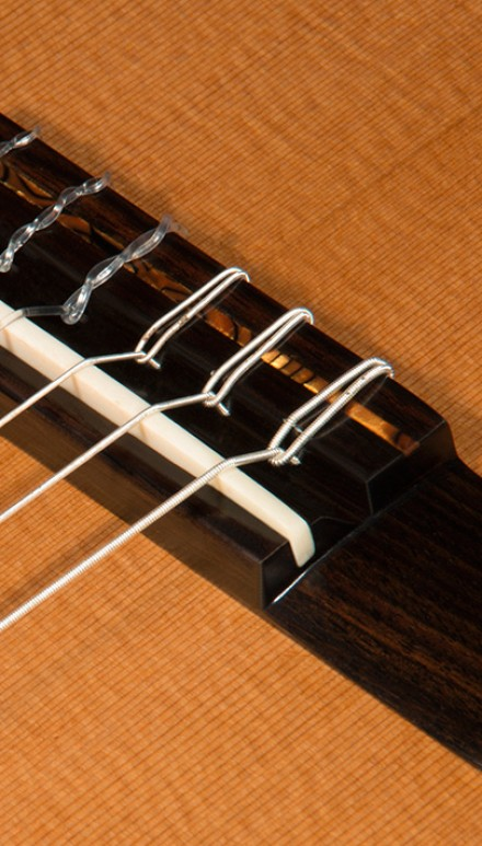 Mangore Bellucci Guitars The Bellucci Segovia Model