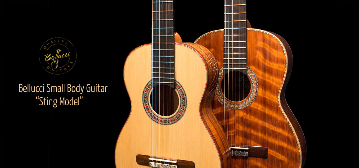 mangore bellucci guitars small body tasmanian blackwood b s cedar top sting model concert. Black Bedroom Furniture Sets. Home Design Ideas
