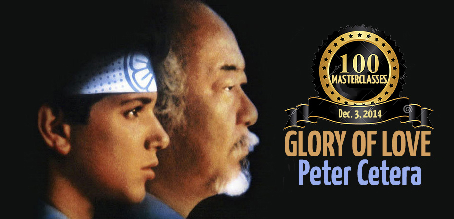 "100th Masterclass: ""Glory of Love"", Peter Cetera"
