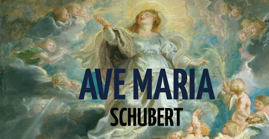 how to play ave maria