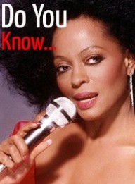 Diana Ross Do You Know Where You're Going To?