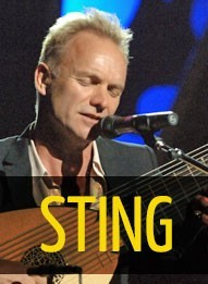 Sting Fields of Gold