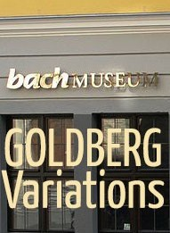 JS Bach Goldberg Variations Air