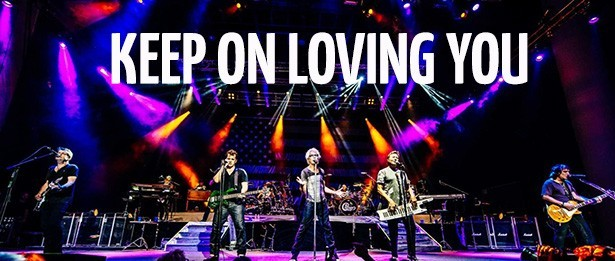 REO Speedwagon Keep on Loving You