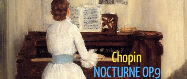 Frederic Chopin Nocturne Op9 No2