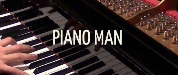 Billy Joel Piano Man TAB