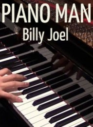 Billy Joel Piano Man (TAB)