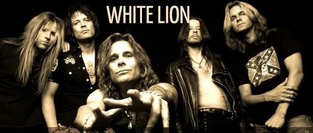 White Lion When the Children Cry