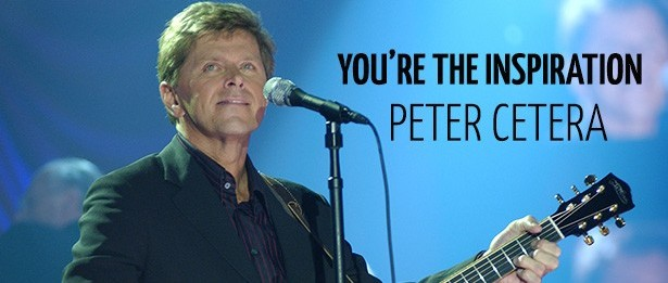Peter Cetera Youre the Inspiration