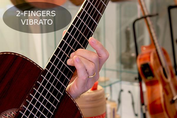 2-fingers Vibrato