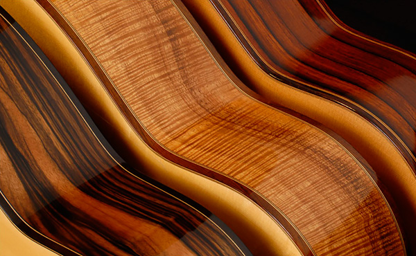 Bellucci Guitars Tonewood Properties