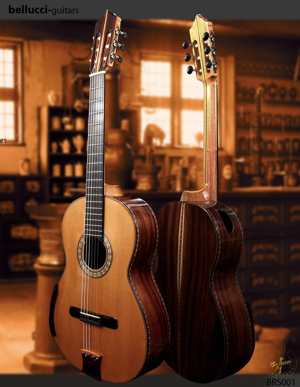 Mangore | Bellucci Guitars - Amazing Bellucci Guitar Page 5