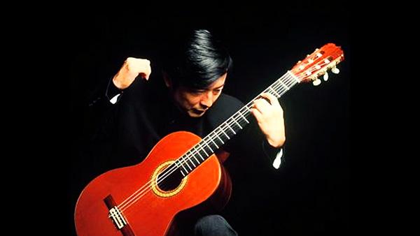 Guitarist Kazuhito Yamashita