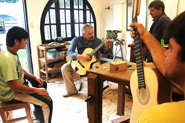 Renato Bellucci luthier