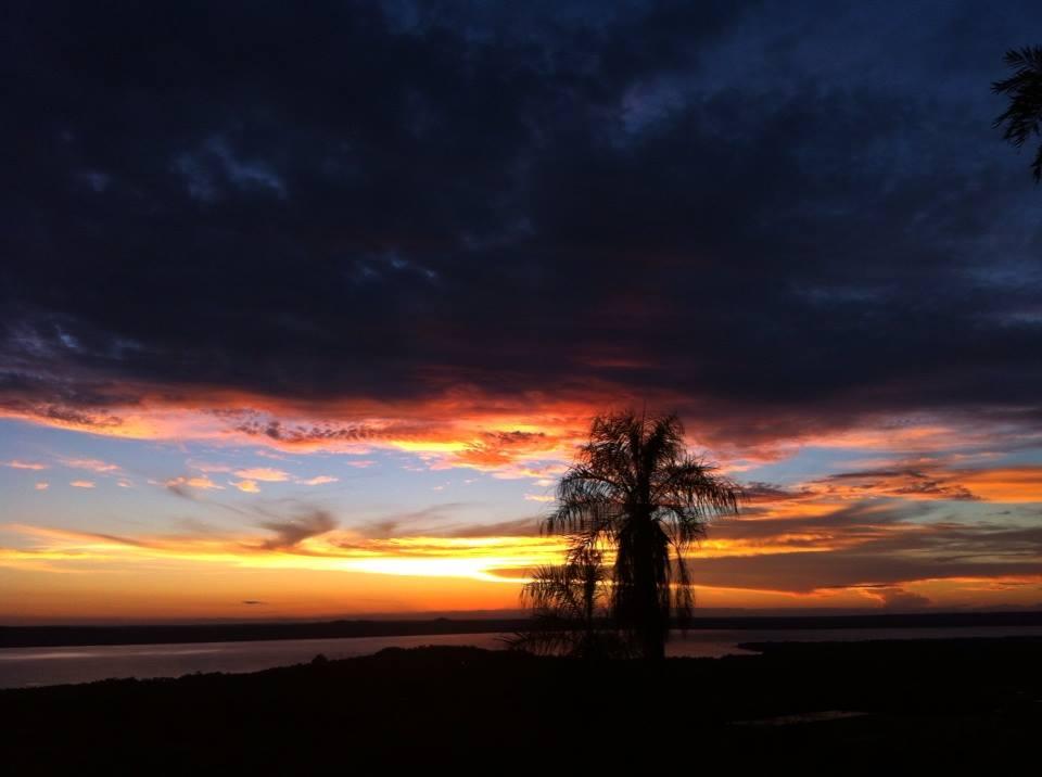 Sunset in San Bernardino, May 2014