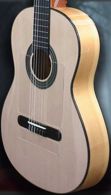 Cypress B&S Pure Breed Flamenca  Concert Classical Guitar