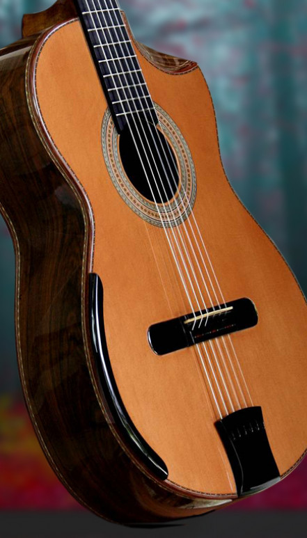 Our Lady of Guadalupe Concert Classical Guitar