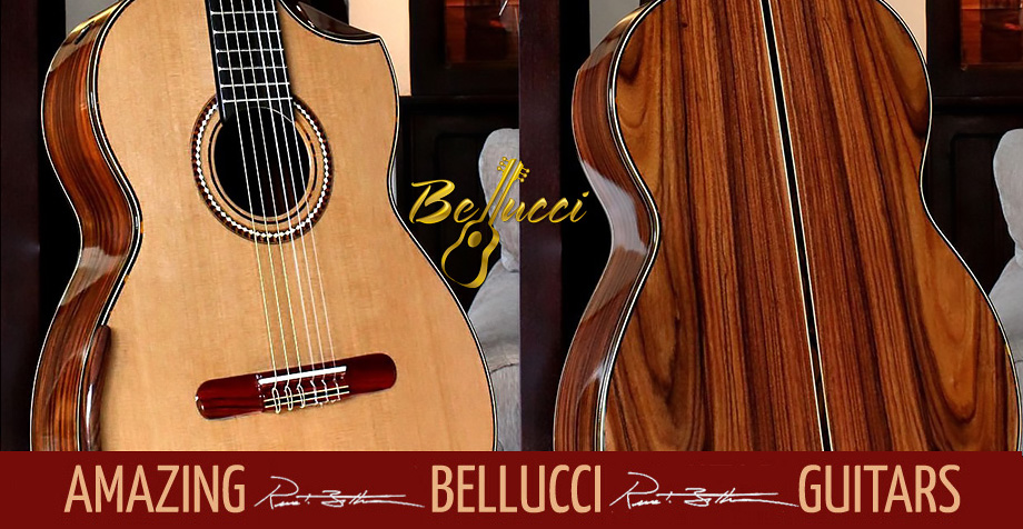 Amazing Bellucci Guitar Page 7