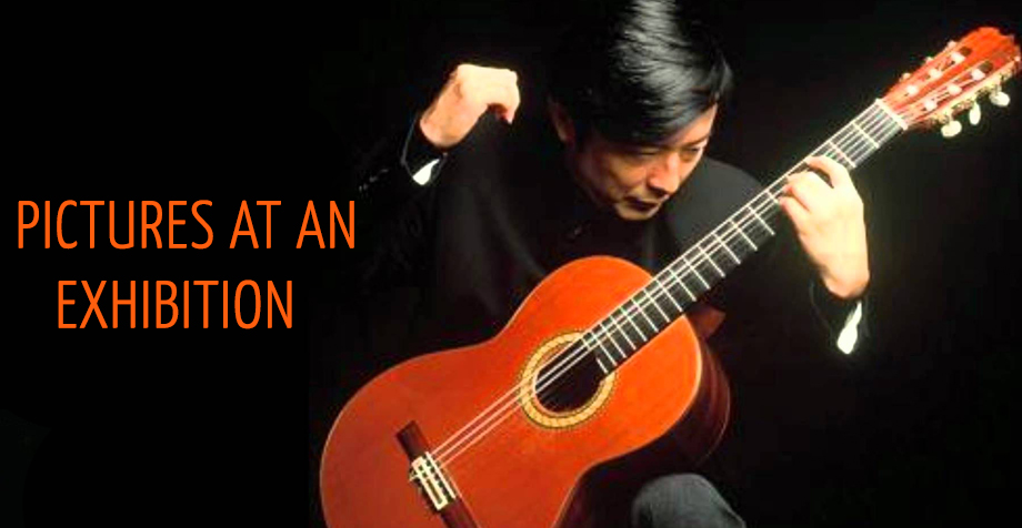 "New Guitar Transcription: ""Pictures at an Exhibition"""