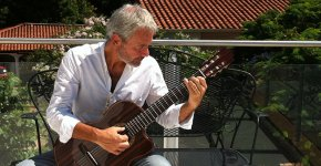 Awesome Ziricote Classical Guitar