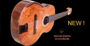 NEW Bellucci Concert Guitar