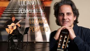 Luciano Pompilio NEW Bellucci Artist at the 27th Iserlohn International Guitar Festival