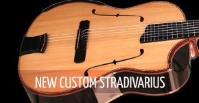 New Bellucci Stradivarius Model Tsunao
