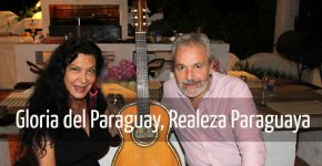 Paraguayan Nights Gloria del Paraguay Magalí Chase & Renato Bellucci in San Bernardino