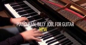New Masterclass: Piano Man Billy Joel