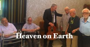 Heaven on Earth Concert for elderly Jesuit Priests